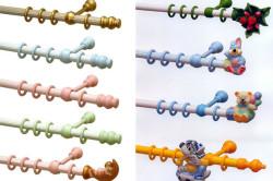 Разновидности пластиковых карнизов для штор