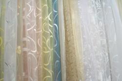 Органза для пошива штор