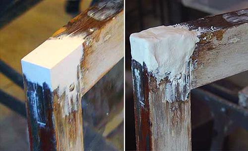 Ремонт деревянный окон своими руками 255