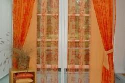 Пример многослойных штор на окне