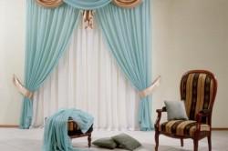 Качественные шторы для гостиной