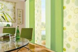 Японские панели, шторы для гостиной