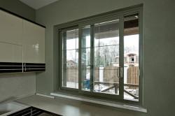Стеклокомпозитное окно