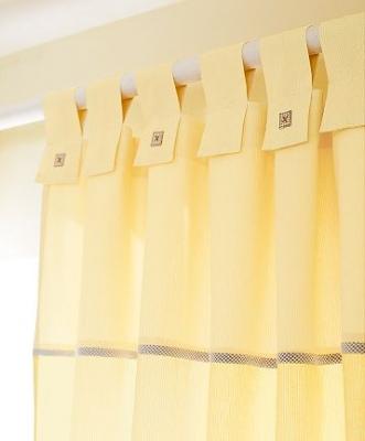 314Как сшить шторы с петлями своими руками фото