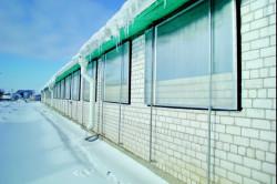 Поликарбонатные окна