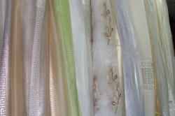 Материалы для пошива тюля