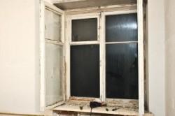Дефекты окна