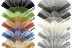 Разные цвета сеток