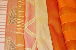 Ткань для дачных занавесок