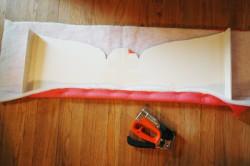 Обшивка валаста тканью