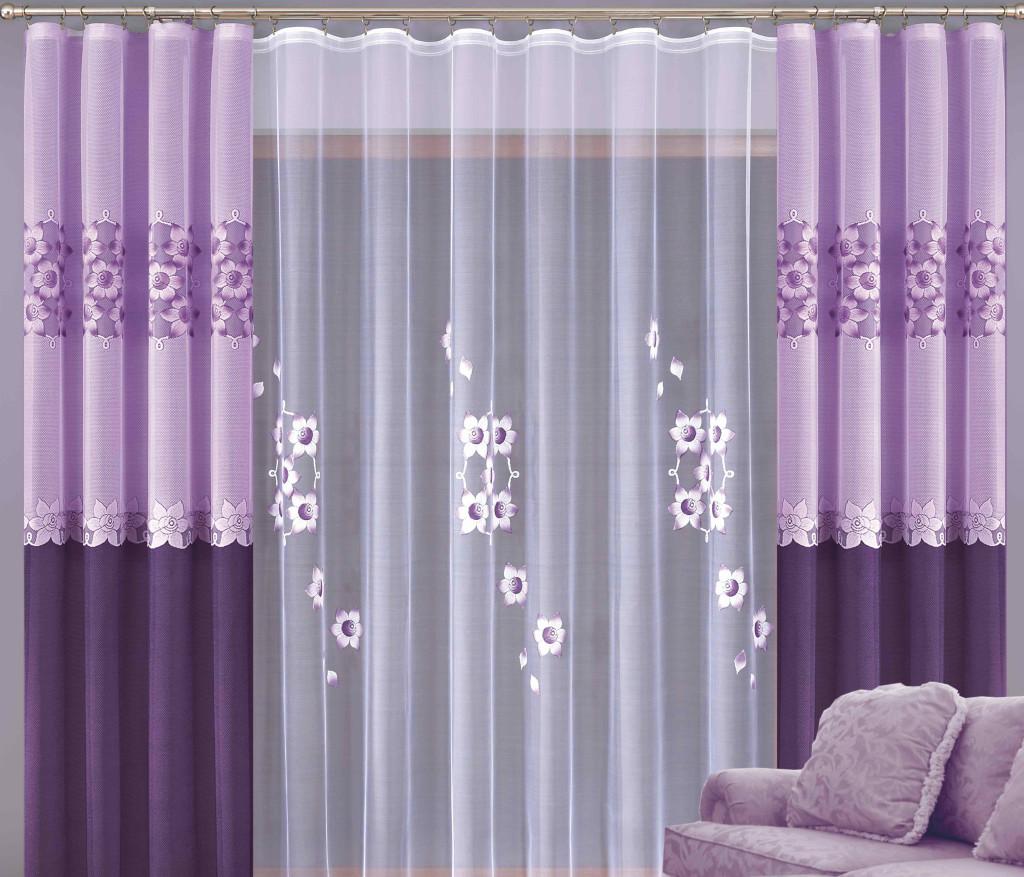 Красивые шторы в зал своими руками