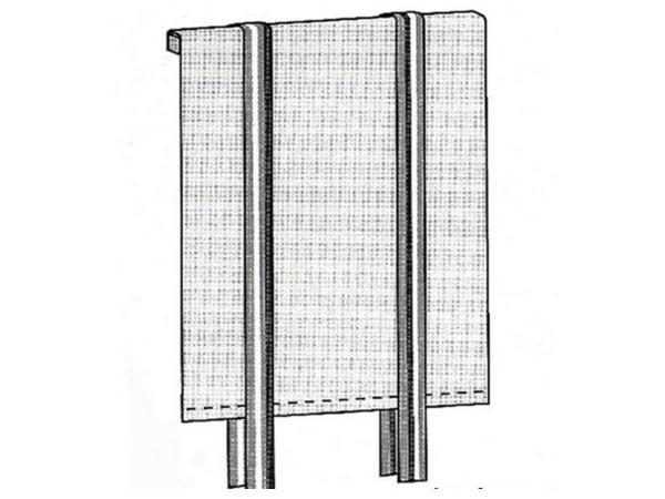 Как сделать рулонные шторы своими руками мастер класс
