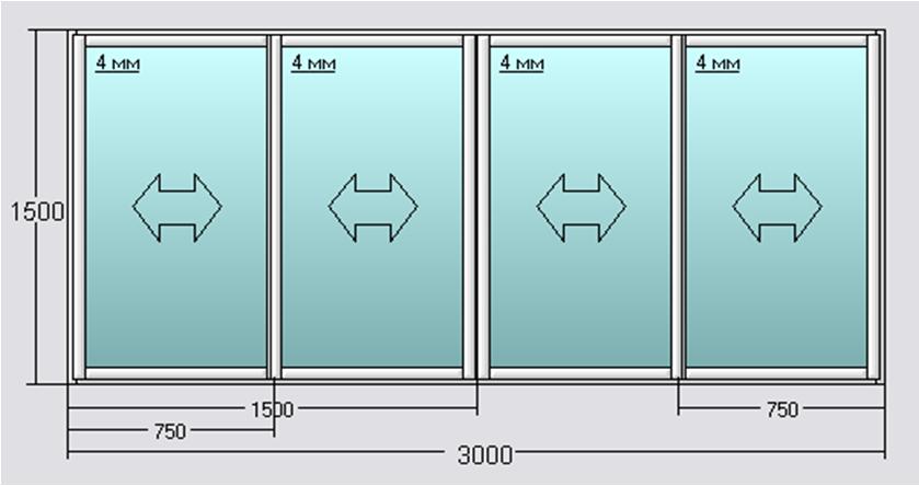 Какие окна выбрать для квартиры: алюминиевые, деревянные ....