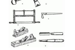 Инструемнты для изготовления наличников