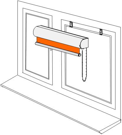 Инструкция по монтажу рулонных