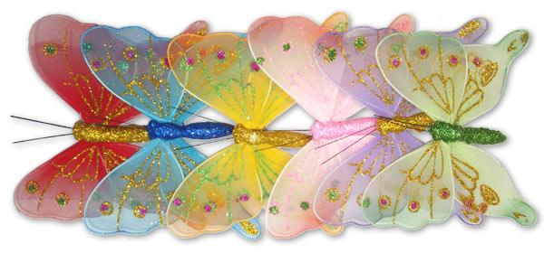 Как сделать бабочку на шторы своими руками видео