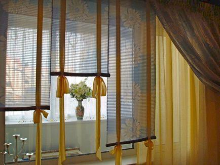 китайская штора фото