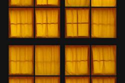 Как повесить шторы без гардины
