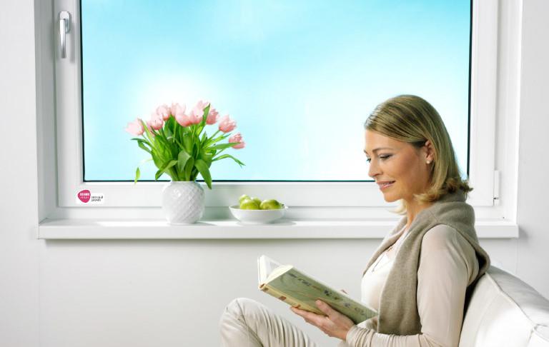 Плстиковое окно с откосами