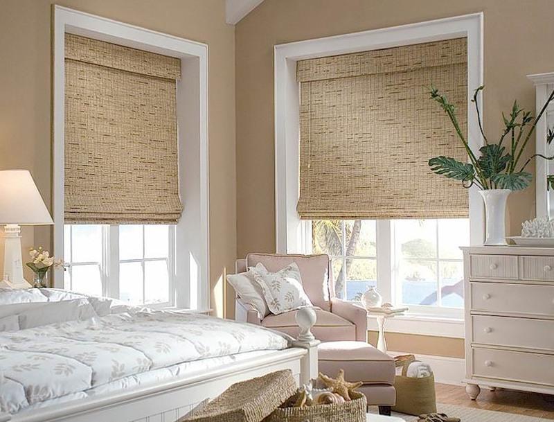 Римские шторы как крепятся к окну