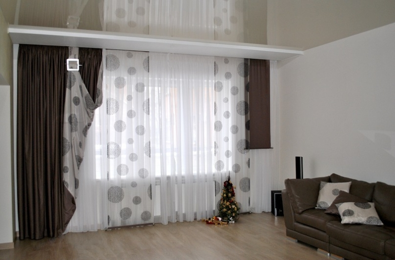 for Latest trends in curtains