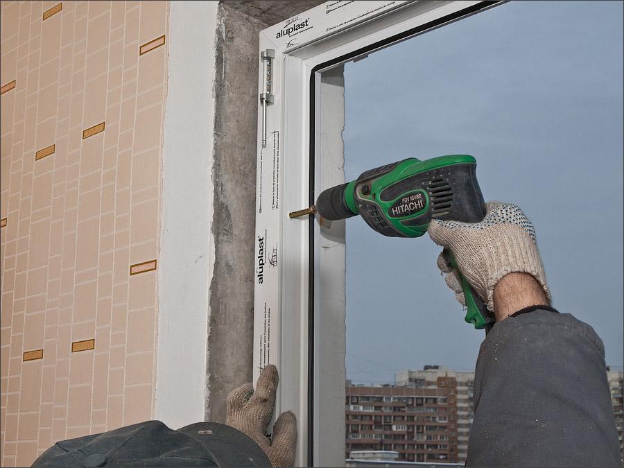 Сборка пластиковых окон своими руками: особенности выполнени.