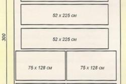 Shtory-iz-organzy-i-tafty-250x166 Сшить шторы из органзы своими руками: экономный вариант