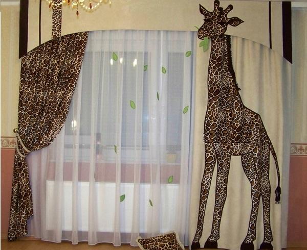 Как украсить шторы своими руками фото 746