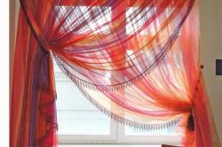 drapirovka-250x166 Сшить шторы из органзы своими руками: экономный вариант