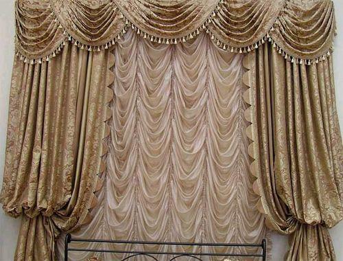 francuzskie_shtory_svoimi_rukami_01 Пошив французской шторы своими руками пошаговая инструкция. Как сшить французские шторы своими руками.