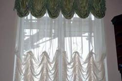 shtory-organza-250x166 Сшить шторы из органзы своими руками: экономный вариант