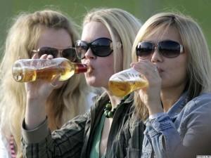 Алкоголь и глицин