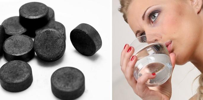 Пить при отравлении в домашних условиях