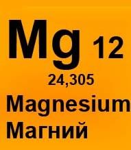 Отравление магнием