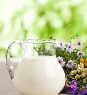 Как очистить легкие молоком