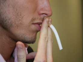 Отравлениеи никотином