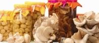 Отравление маринованными грибами