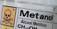 Отравление метанолом