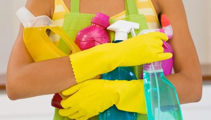 Отравление моющими средствами