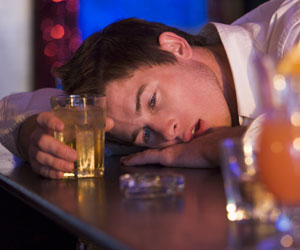 Отравление печени алкоголем