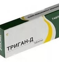 Передозировка Триган-Д