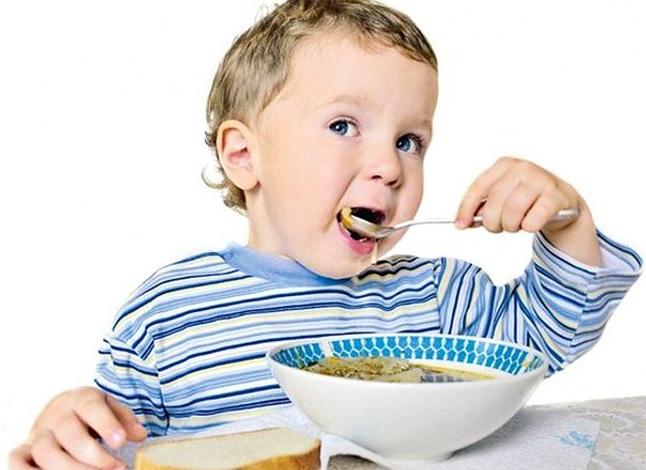 Диета для детей после отравления