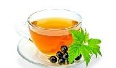 Чай из черной смородины