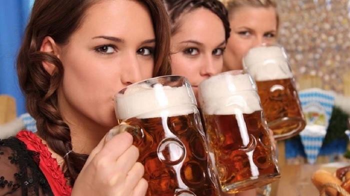 Нельзя пить пиво