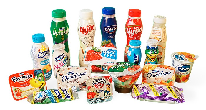 Польза и вред йогуртов